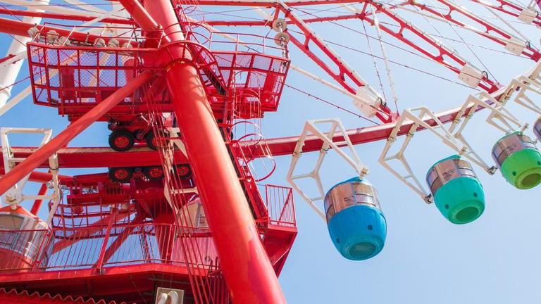 Daikanrasha / Tokyo Sky Wheel