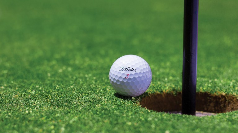 The Algarve is a great destination for sharpening your golf skills