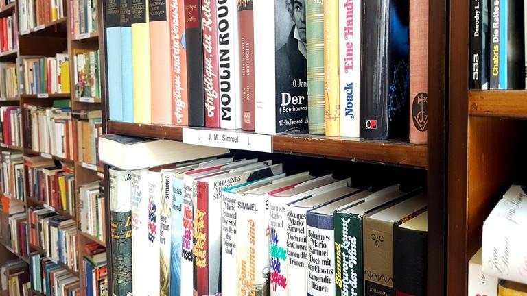 Charlie Byrnes Bookshop, Galway
