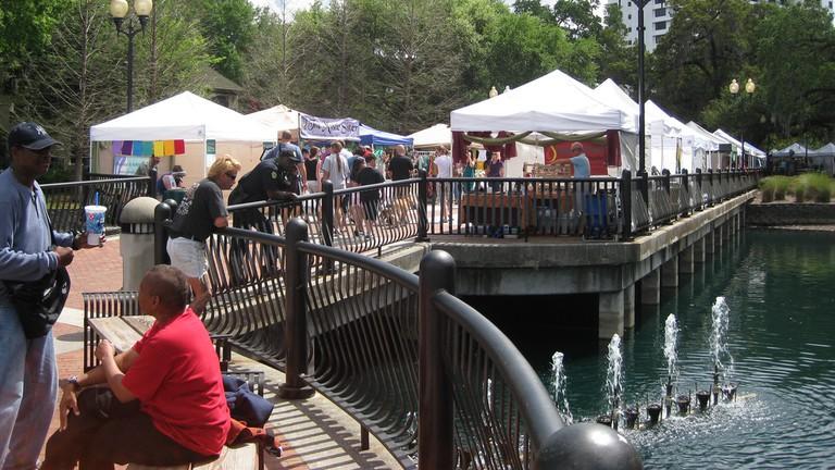 Orlando farmer's Market