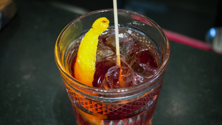 Transport yourself to Madrid with a vermut