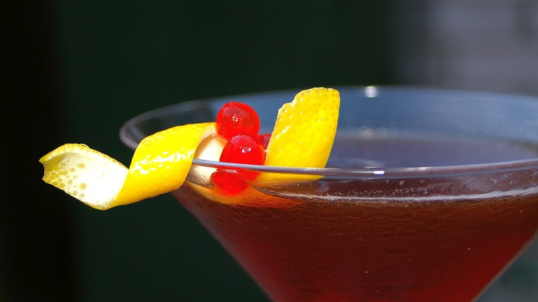 Decadent cocktail