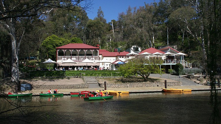 Studley Park Boathouse, Melbourne, Australia