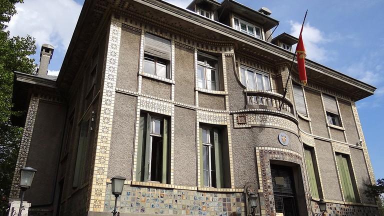 French Embassy Cetinje