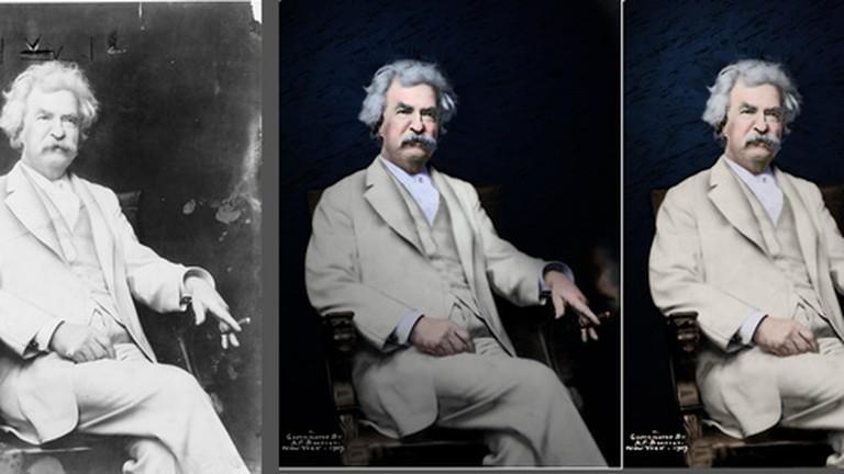 Mark Twain House, New York