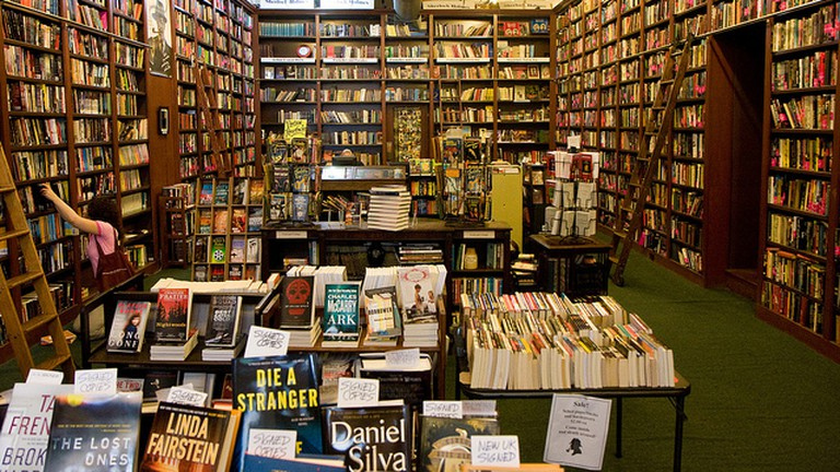The Mysterious Bookshop, New York
