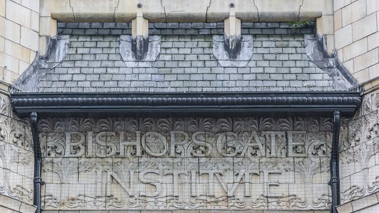 Bishopsgate Institute, Tottenham, London
