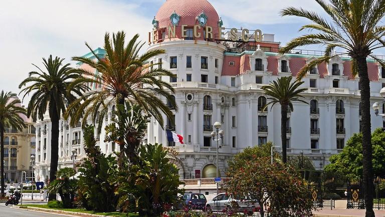 The Hotel Negresco