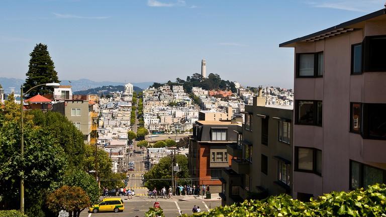 Downtown San FranciscoΙ
