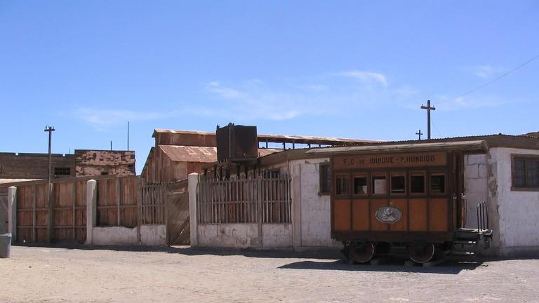 Abandoned Humberstone