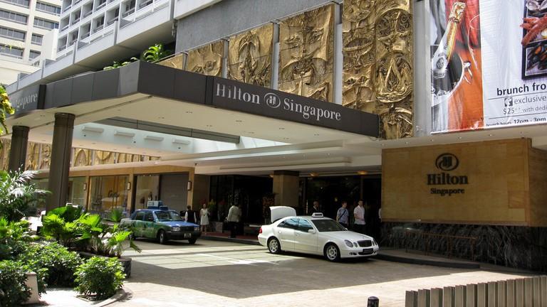 Hilton Gallery Singapore
