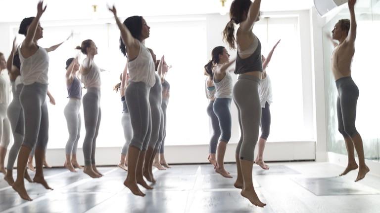The Class by Taryn Toomey, New York