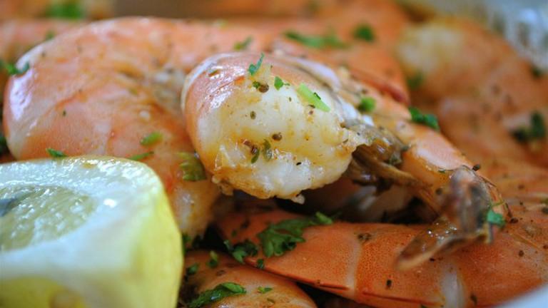 Gulf Shrimp