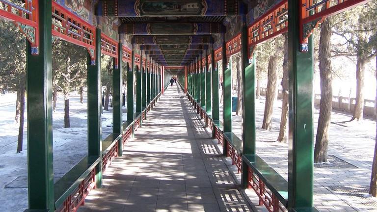 Long Corridor, Summer Palace