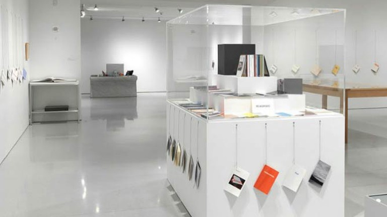 ABCED (2013) installation view at Gagosian Gallery, Madison Avenue, New York