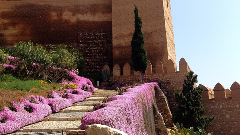 The Alcazaba of Almeria