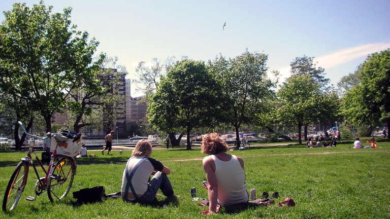 Tantolunden, Stockholm