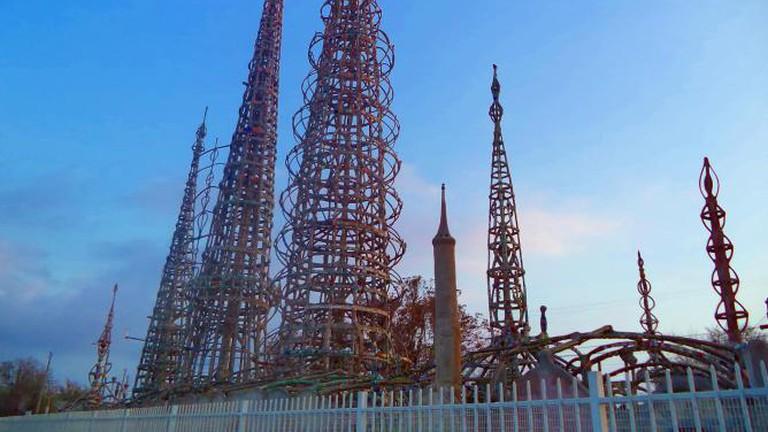 Watt's Towers