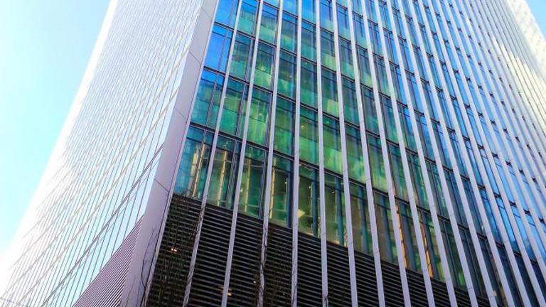 The Walkie-Talkie Building