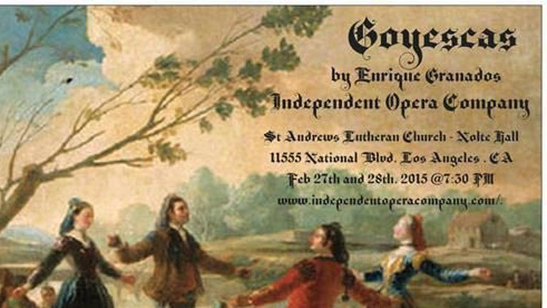 Independent Opera Company, Permission Granted