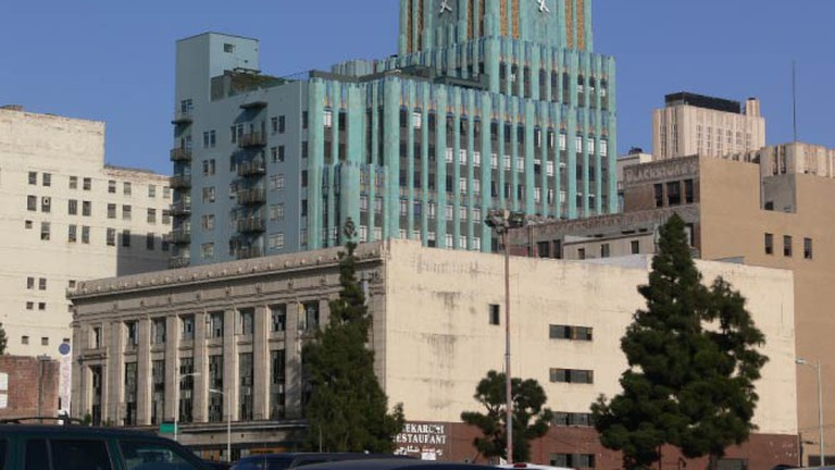 The Eastern Columbia Building