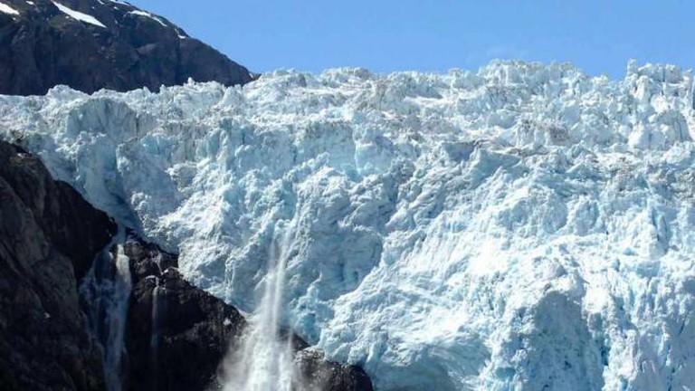 Holgate Glacier, Kenai Fjords National Park