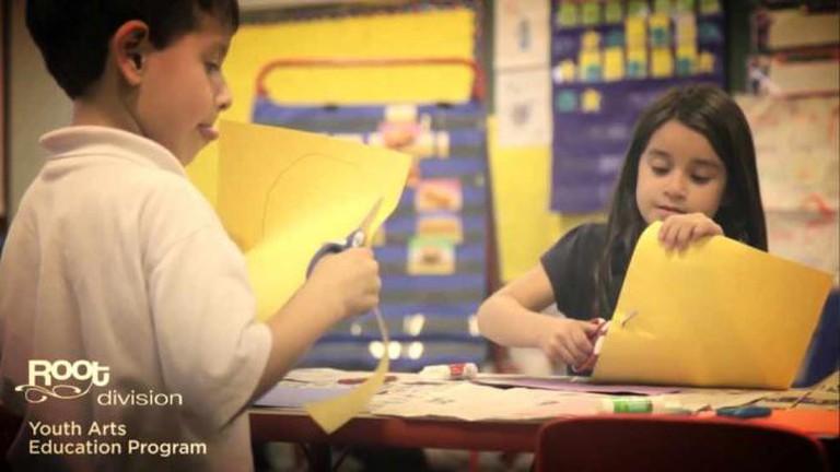 Youth Arts Program at Root Division