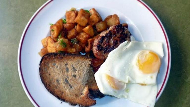 Jackson + Rye, Farmers Breakfast with Bacon