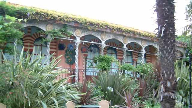 Spanish Garden, Kensington Roof Gardens