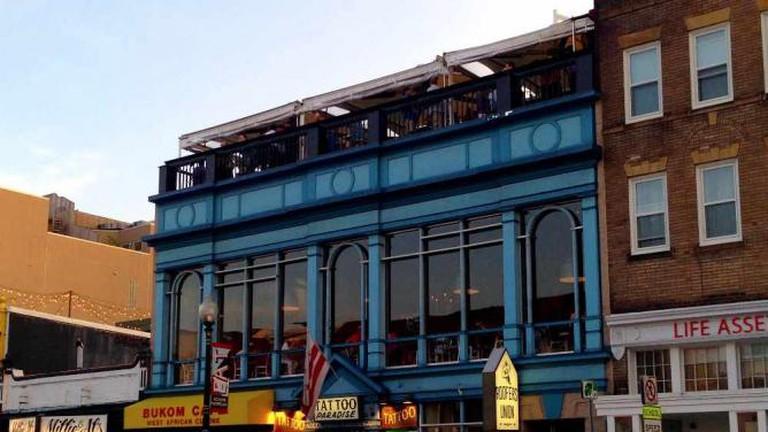Roofers Union| Riley Londres