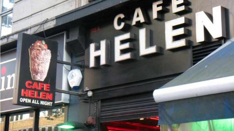 Cafe Helen, London