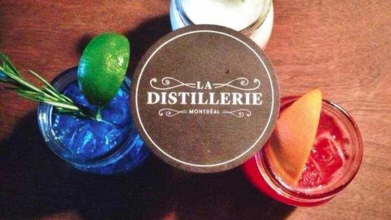Courtesy of La Distillerie