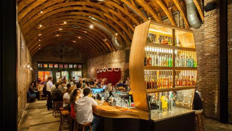 Okra - Charity Bar, Houston