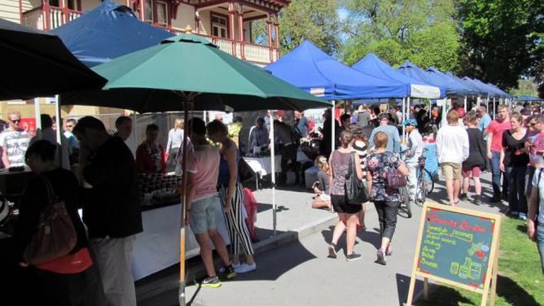 Christchurch Farmers Market