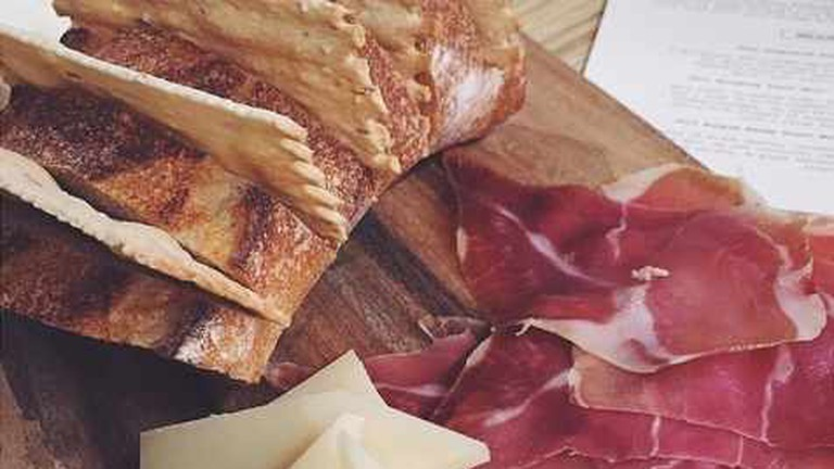 Cheese and Charcuterie Sampler