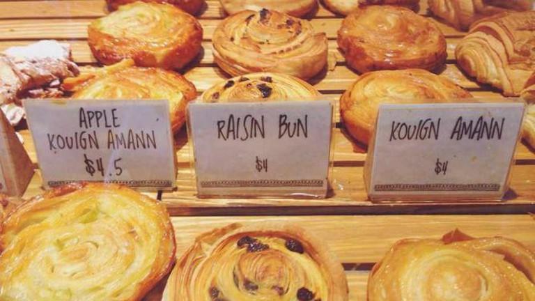 Pastries at Tiong Bahru Bakery