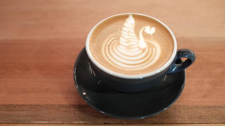 Forty Hands Coffee