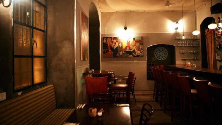 Shanty Restaurant Bar, Nahalat Shiv'a