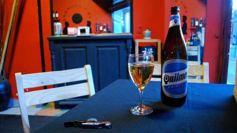 Quilmes beer