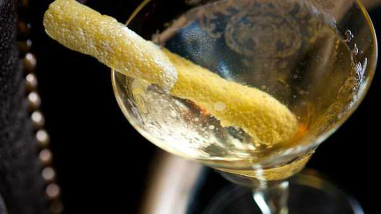 Self Starter — by Mixologist Meaghan Dorman of Raines Law Room