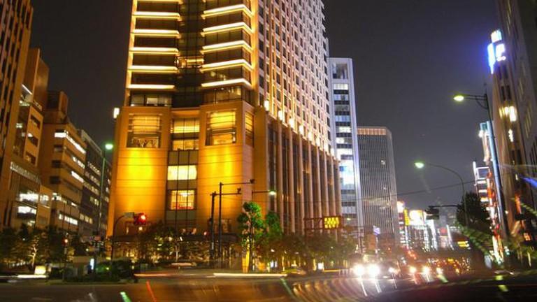 The Peninsula Hotel, Tokyo