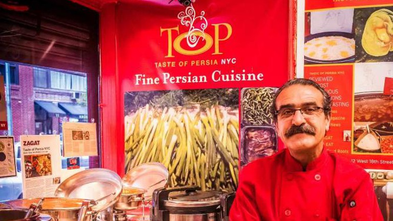 Chef Saeed Pourkay