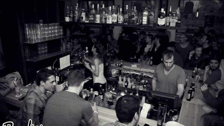 Backy Bar