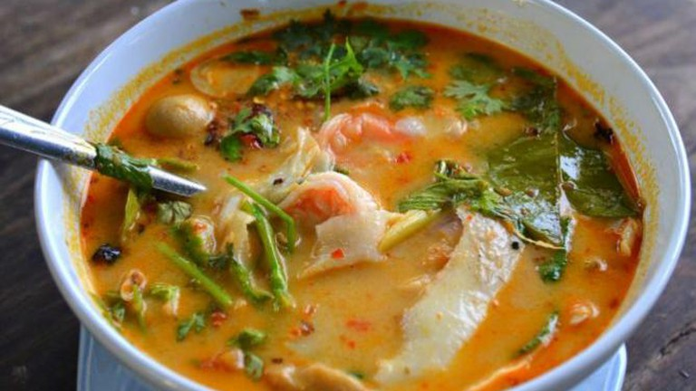 Tom Kai Gai Soup