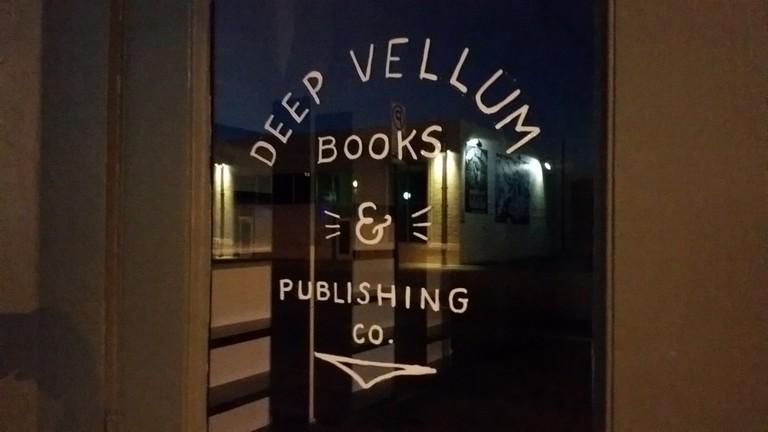 Deep Vellum Books is part bookstore, part publishing company