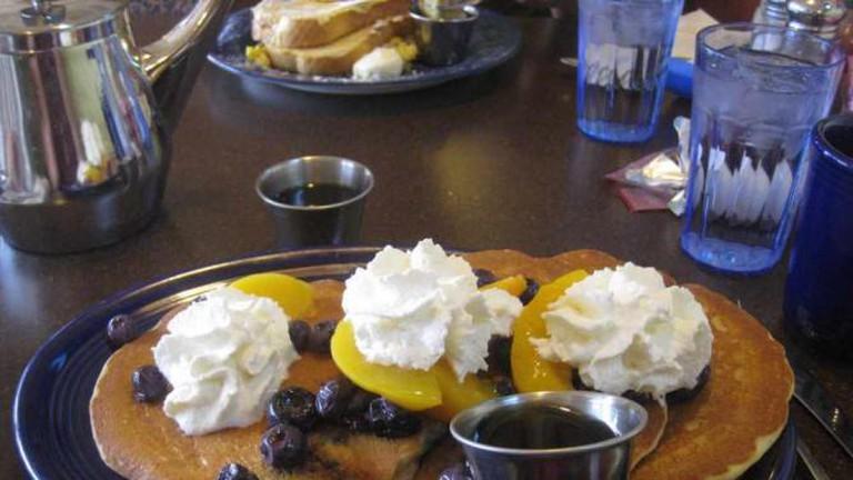 Pancakes at Old European