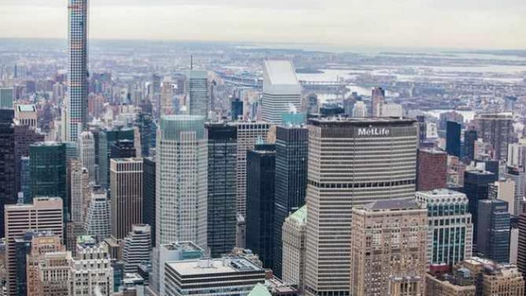 432 Park Ave New York City Skyline