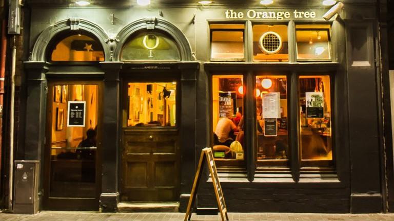The Orange Tree exterior