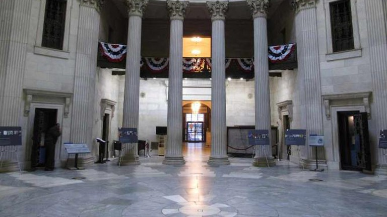Federal Hall National Memorial, Manhattan, New York