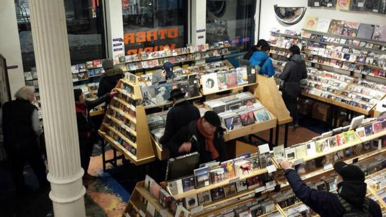 Generation Records, New York